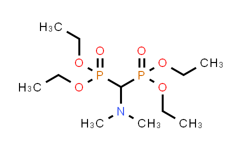 1,1-bis(diethoxyphosphoryl)-N,N-dimethyl-methanamine