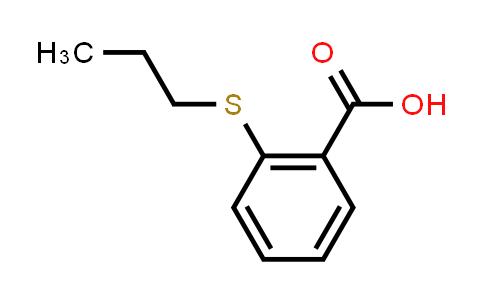 2-Propylsulfanylbenzoic acid