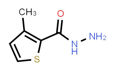 3-Methylthiophene-2-carbohydrazide