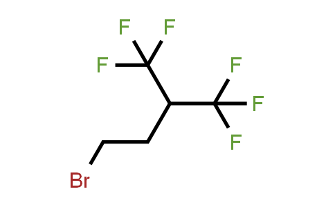 4-Bromo-1,1,1-trifluoro-2-(trifluoromethyl)butane