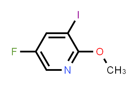 5-Fluoro-3-iodo-2-methoxypyridine