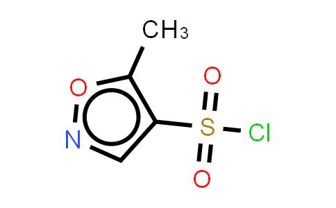5-Methyl-4-isoxazol sulfonyl chloride