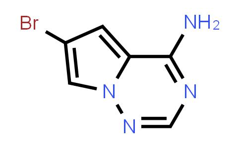 6-Bromopyrrolo[2,1-f][1,2,4]triazin-4-amine
