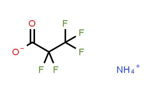 Ammonium pentafluoropropionate