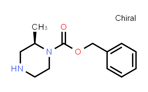 Benzyl (2R)-2-methylpiperazine-1-carboxylate