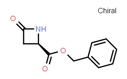 Benzyl (2R)-4-oxoazetidine-2-carboxylate