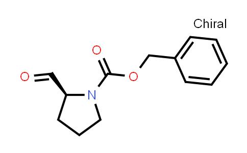 Benzyl (2S)-2-formylpyrrolidine-1-carboxylate