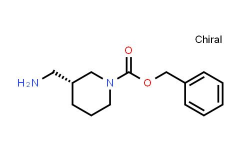 Benzyl (3R)-3-(aminomethyl)piperidine-1-carboxylate