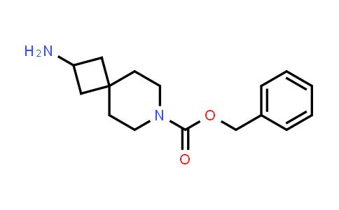 Benzyl 2-amino-7-azaspiro[3.5]nonane-7-carboxylate
