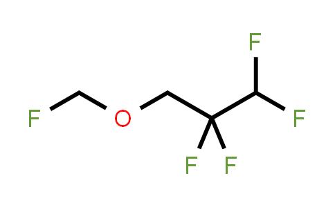 Fluoromethyl 2,2,3,3-tetrafluoropropyl ether