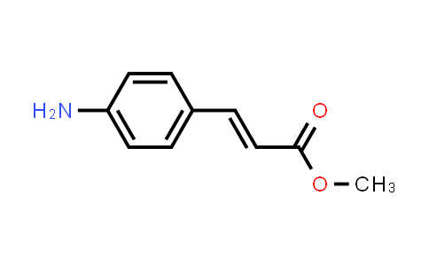 Methyl (E)-3-(4-aminophenyl)prop-2-enoate