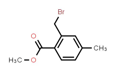 Methyl 2-(bromomethyl)-4-methyl-benzoate