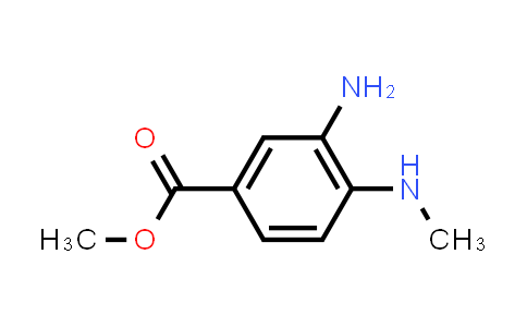 Methyl 3-amino-4-(methylamino)benzoate