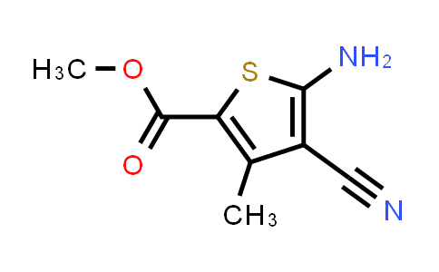 Methyl 5-amino-4-cyano-3-methyl-thiophene-2-carboxylate
