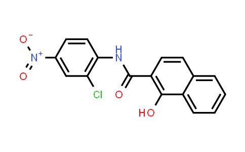N-(2-Chloro-4-nitro-phenyl)-1-hydroxy-naphthalene-2-carboxamide