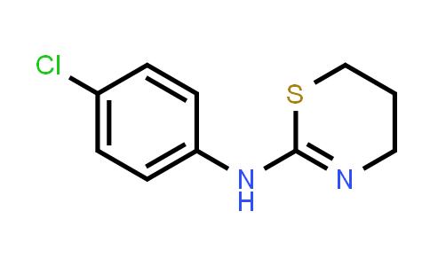 N-(4-Chlorophenyl)-5,6-dihydro-4H-1,3-thiazin-2-amine