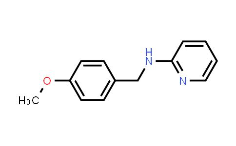 N-[(4-Methoxyphenyl)methyl]pyridin-2-amine