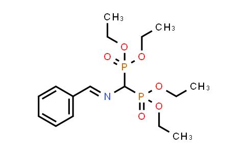 N-[bis(diethoxyphosphoryl)methyl]-1-phenyl-methanimine