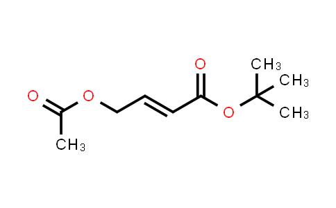 tert-Butyl (E)-4-acetoxybut-2-enoate