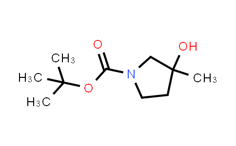 tert-Butyl 3-hydroxy-3-methyl-pyrrolidine-1-carboxylate