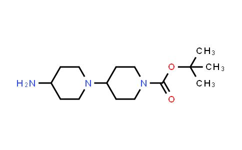 tert-butyl 4-(4-aminopiperidin-1-yl)piperidine-1-carboxylate