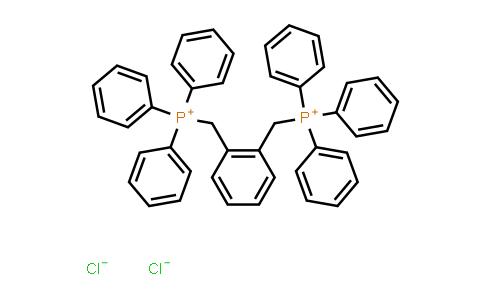 triphenyl-[[2-(triphenylphosphaniumylmethyl)phenyl]methyl]phosphonium dichloride