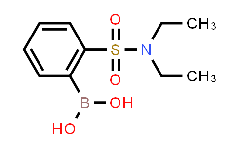 [2-(Diethylsulfamoyl)phenyl]boronic acid