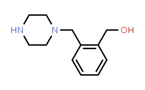 [2-(Piperazin-1-ylmethyl)phenyl]methanol
