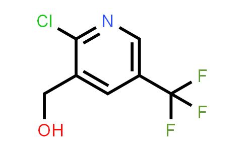 [2-Chloro-5-(trifluoromethyl)-3-pyridyl]methanol