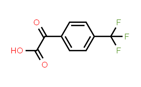 [4-(Trifluoromethyl)phenyl]glyoxylic acid