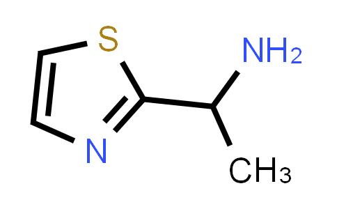 1-Thiazol-2-ylethanamine