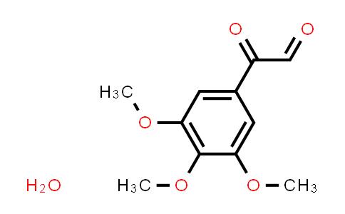 3,4,5-Trimethoxyphenylglyoxal hydrate