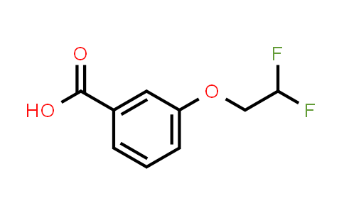 3-(2,2-Difluoroethoxy)benzoic acid