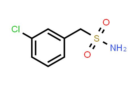 3-Chlorobenzylsulphonamide