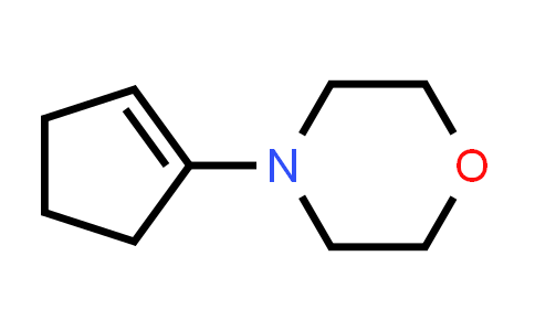 4-(Cyclopenten-1-yl)morpholine