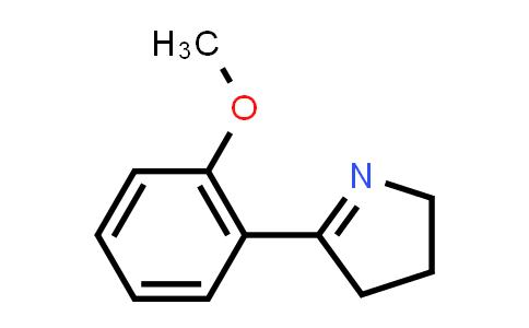 5-(2-Methoxy-phenyl)-3,4-dihydro-2H-pyrrole