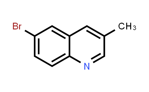 6-Bromo-3-methyl-quinoline