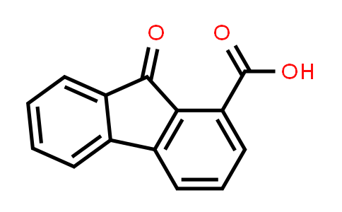 9-Oxofluorene-1-carboxylic acid