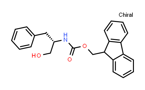 9H-fluoren-9-ylmethyl N-[(1S)-1-benzyl-2-hydroxy-ethyl]carbamate