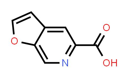 Furo[2,3-c]pyridine-5-carboxylic acid