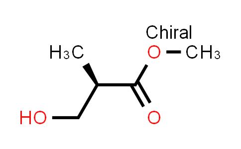Methyl (2R)-3-hydroxy-2-methyl-propanoate
