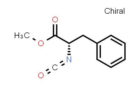 Methyl (2S)-2-isocyanato-3-phenyl-propanoate