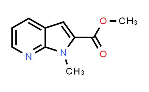 Methyl 1-methylpyrrolo[2,3-b]pyridine-2-carboxylate