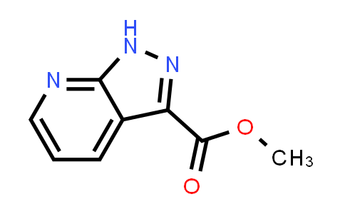 Methyl 1H-pyrazolo[3,4-b]pyridine-3-carboxylate