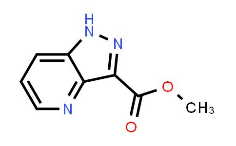 Methyl 1H-pyrazolo[4,3-b]pyridine-3-carboxylate