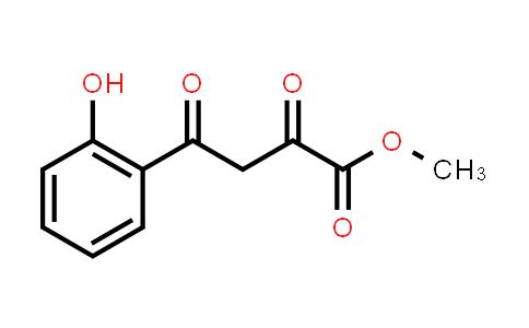 methyl 4-(2-hydroxyphenyl)-2,4-dioxo-butanoate