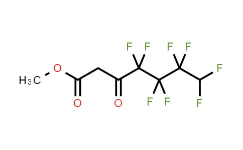 4,4,5,5,6,6,7,7-八氟-3-氧庚酸
