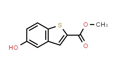 Methyl 5-hydroxybenzothiophene-2-carboxylate