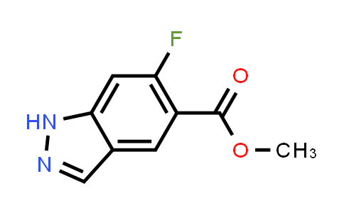 Methyl 6-fluoro-1H-indazole-5-carboxylate