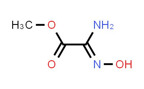 Methyl amino(hydroxyimino)acetate